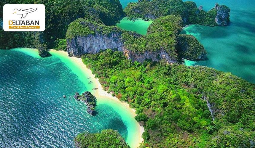 جزایر کو سامویی در تایلند