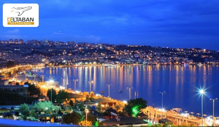 دریاچه بویوک چکمجه از جذابترین دریاچه های استانبول
