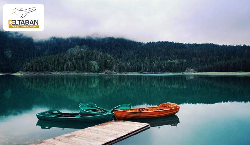 زیباترین دریاچه های استانبول
