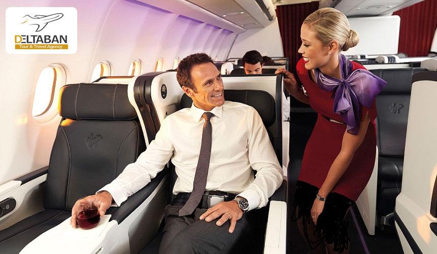 گرانترین پروازهای دنیا