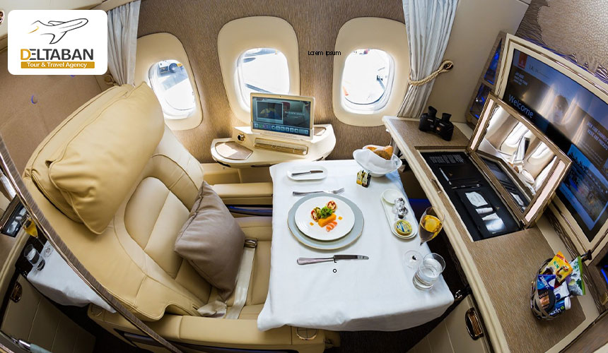 هواپیمایی اتحاد از گرانترین پروازها در جهان
