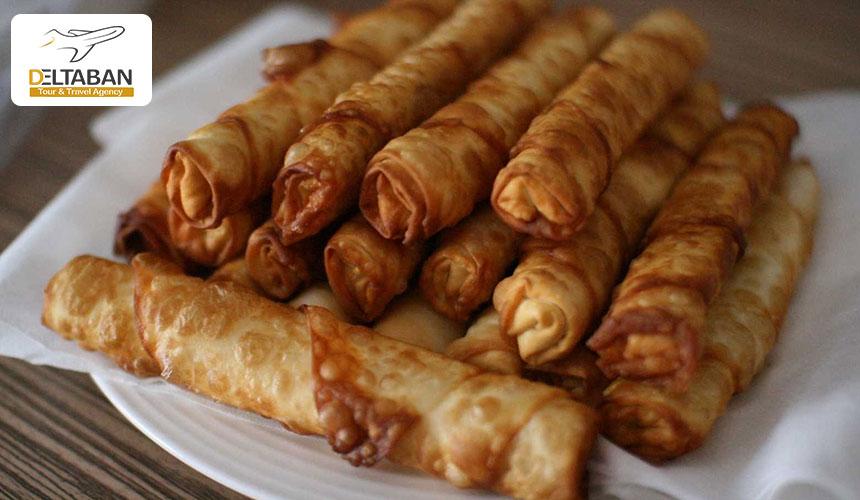 غذای استانبولی بوروک