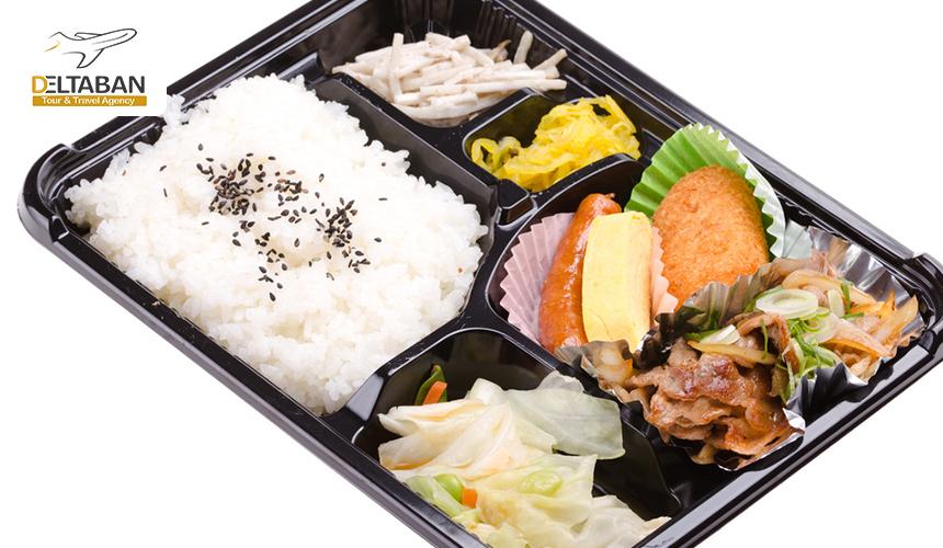بسته بندی مواد غذایی در هواپیما