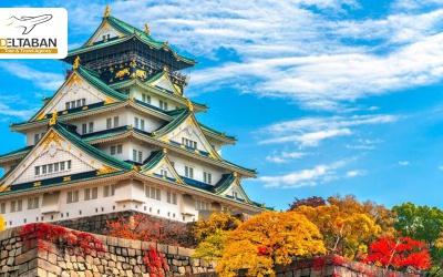 سفر به اوساکا و نمایی از این شهر زیبا