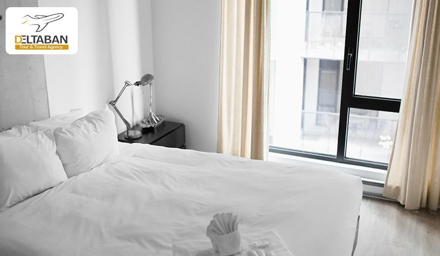 تصویری از یک هتل