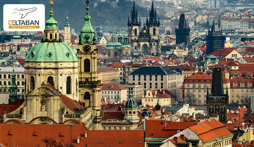 راهنمای سفر به پراگ
