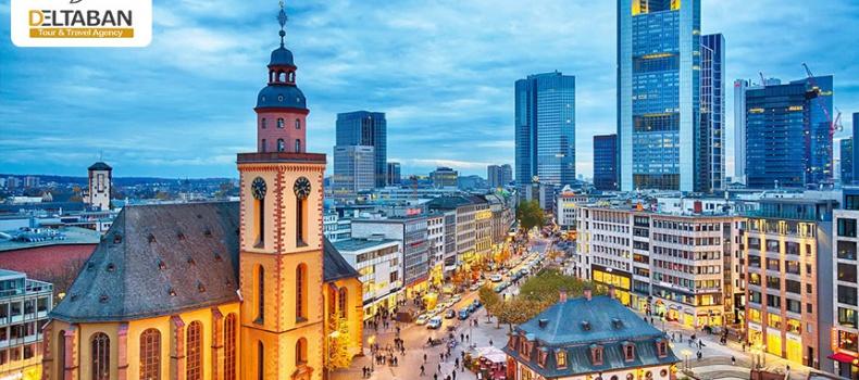 راهنمای سفر به فرانکفورت