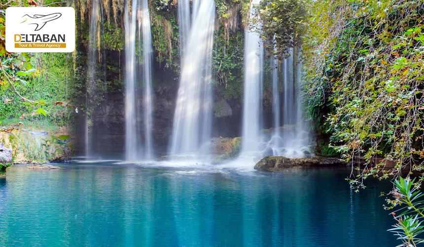 آبشار تورتوم در ترکیه