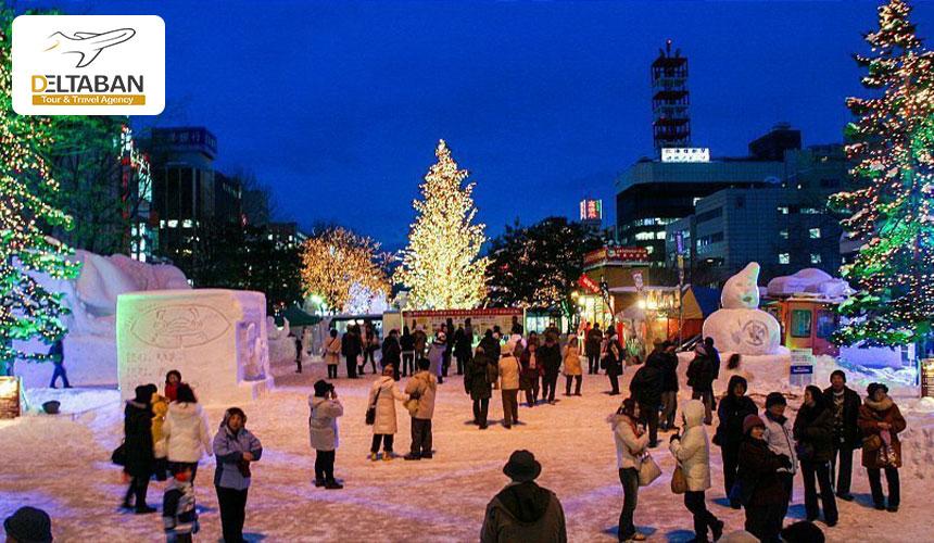 شب یلدا در ژاپن