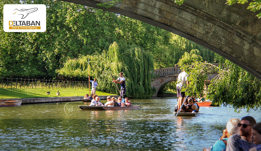 پارک The Backsدر کمبریج