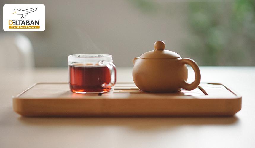 تصویری از چای