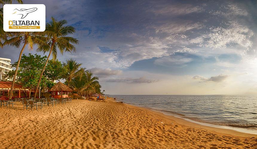 تصویری از ساحل
