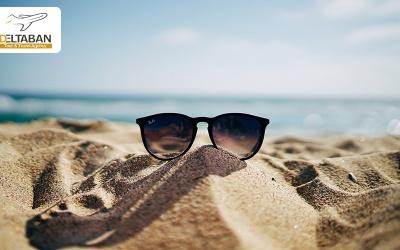 تصویری زیبا از ساحل