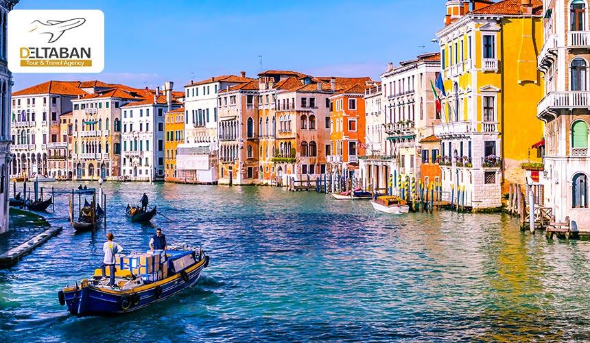 تصویری از ونیز ایتالیا