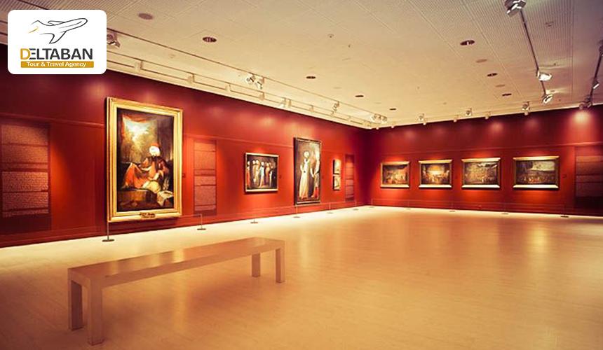 تصویری از گالری استانبول