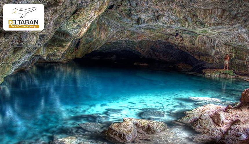 تصویری از غار کاراجا کوش آداسی
