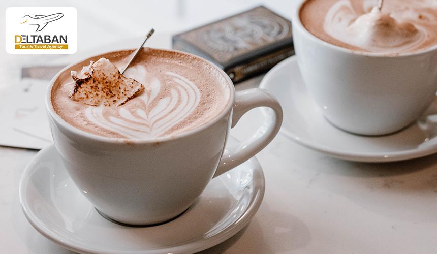 تصویری از فنجان قهوه
