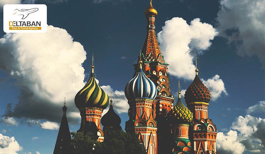 تصویری از مسکو