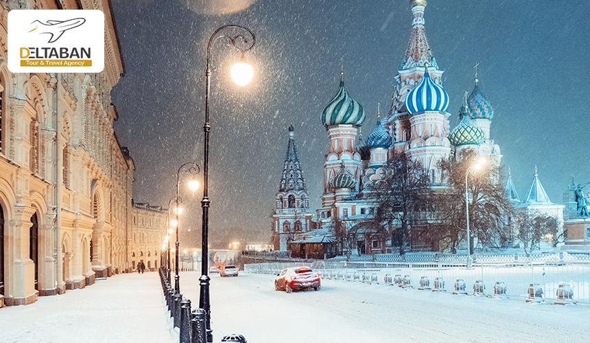 تصویری از کشور روسیه