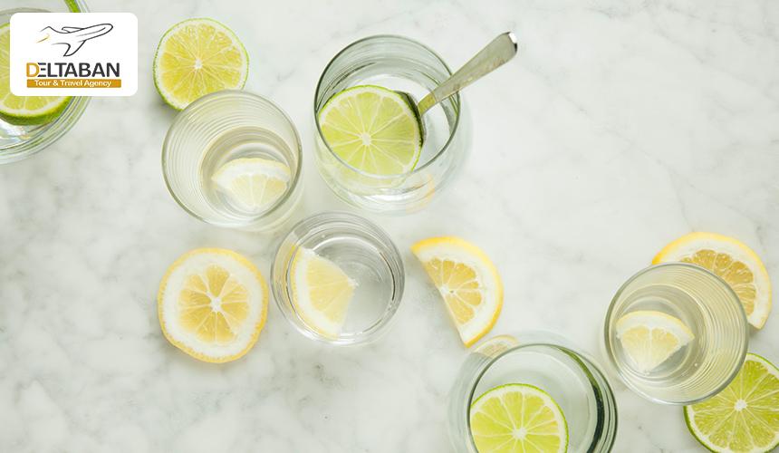 تصویری از نوشیدنی لیموناد