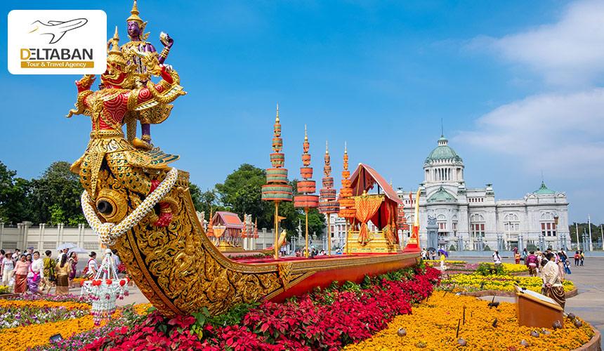 یک از فستیوال های تایلند