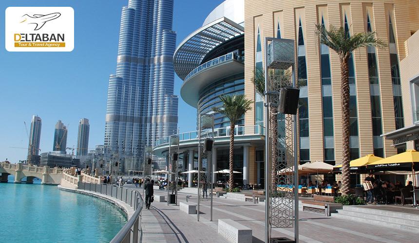 تصویری از دبی مال