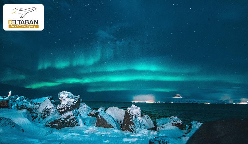 تصویری زیبا از ایسلند