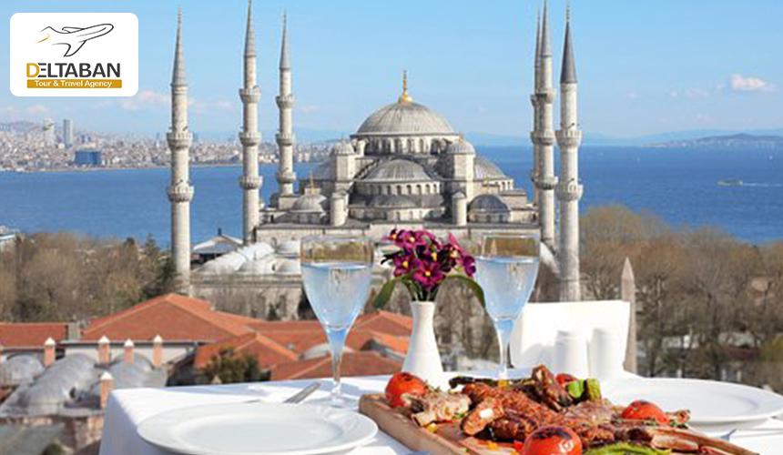 تصویری زیبا از استانبول