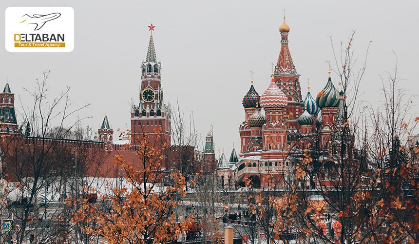 تصویری از مسدان سرخ روسیه