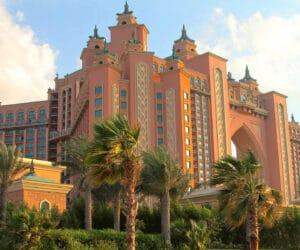 deltaban.com hotel Atlantis Dubai
