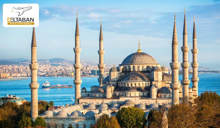 نمایی زیبا از بهترین جاذبه های رمانتیک استانبول