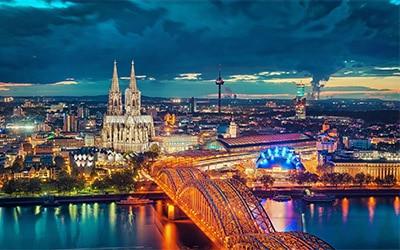 تصویری زیبا از یکی از بخش های کشور آلمان