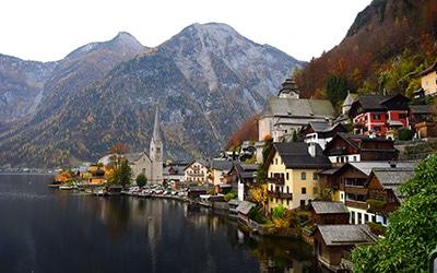 آب و هوای رویایی اتریش