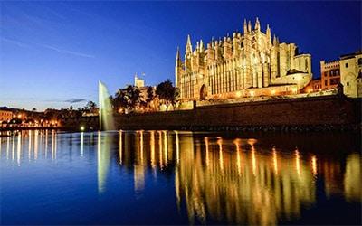 نمای زیبای کشور اسپانیا