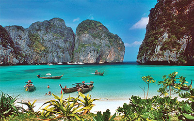 جزیره زیبای پوکت زیباترین جزیره تایلند