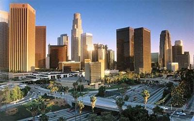 تصویر شهر لس آنجلس آمریکا