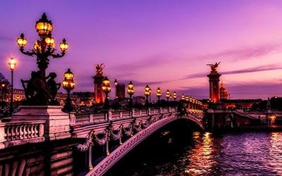 نمایی زیبا از فرانسه