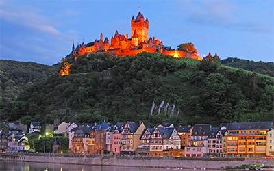 تصویر چند قلعه زیبا در کشور آلمان