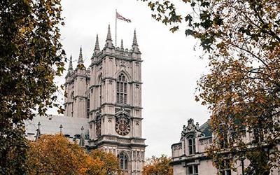 نمایی از اثار زیبای لندن