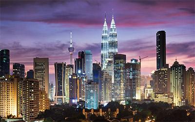تصویر نمای کشور مالزی