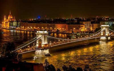 نمایی از شب های مجارستان