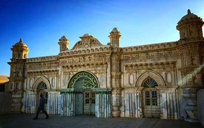 مسجد رنگونی در آبادان