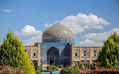 تصویر میدان نقش جهان در اصفهان