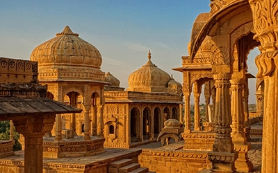 نمایی از هند