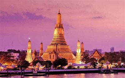 تصویر وات ارون شهر بانکوک