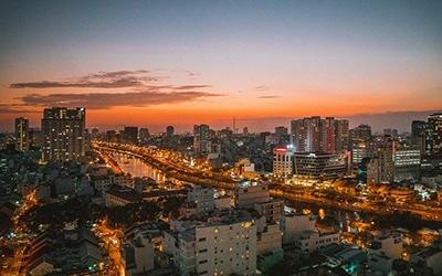 نمایی از شب های ویتنام