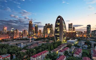 تصویر شهر پکن پایتخت کشور چین