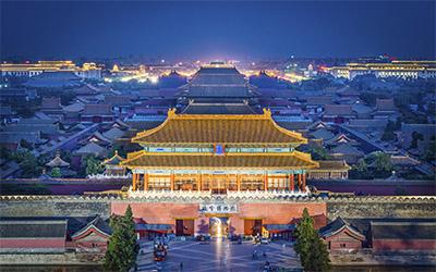 تصویر شهر پکن معروف ترین شهر چین