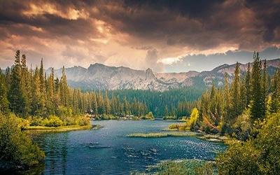 نمایی از بهشت کانادا
