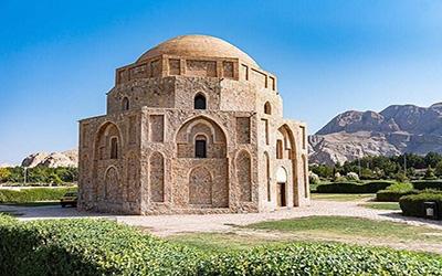 نمایی از آثار تاریخی کرمان
